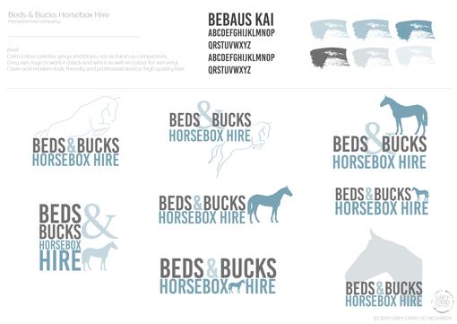 Berks & Buck Horsebox Hire Mood Board1-0