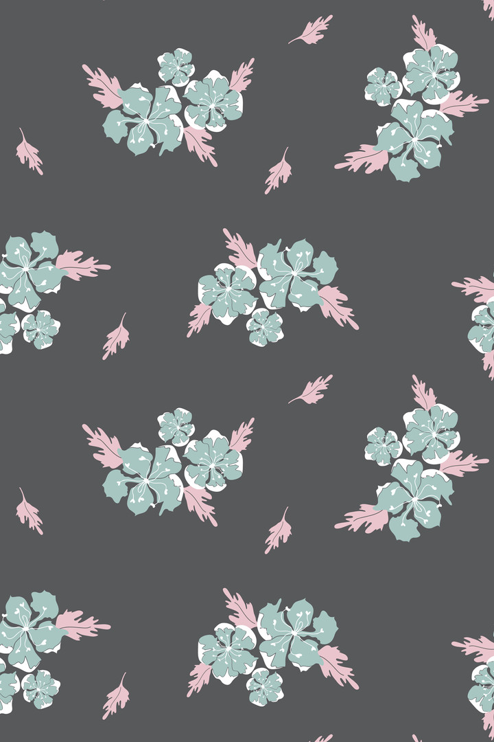Surface Pattern Design Primrose and Mabel hawthorn