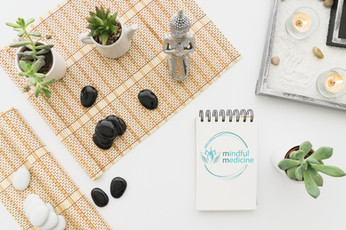 Mindful Medicine   Branding & Website