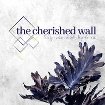 The Cherished Wall   Branding & Website