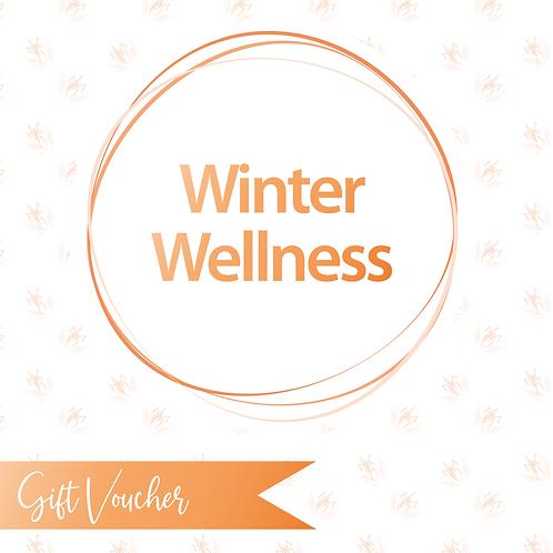 Winter Wellness Gift Voucher