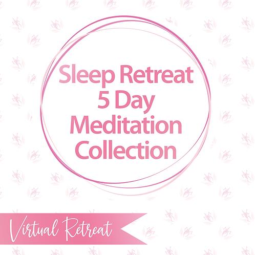 Sleep Retreat Online