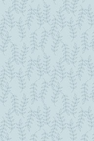 Surface Pattern Design Primrose and Mabel Vines