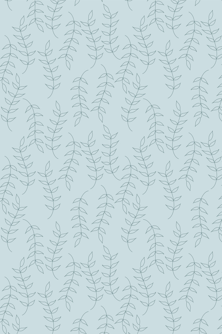 Surface Pattern Design Primrose and Mabel Vines