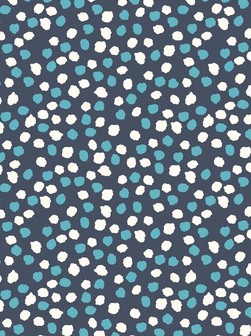 Surface Pattern Design Spotty Textile Design Fabric UK
