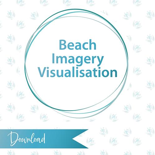 Beach Imagery Visualisation Meditation