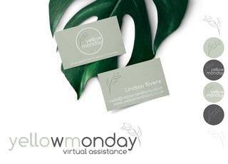 Yellow Monday VA   Branding & Website
