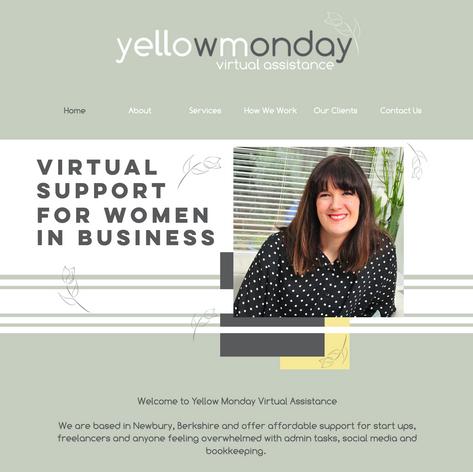Yellow Monday VA