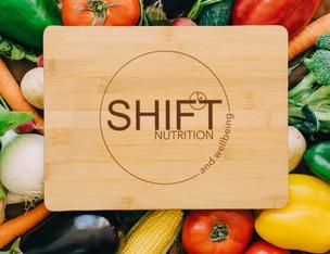Shift Nutrition   Logo & Branding