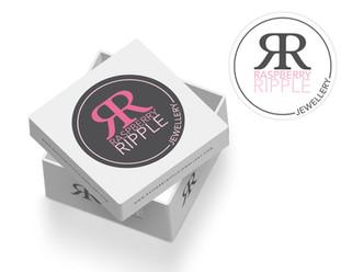 Raspberry Ripple Jewellery   Logo & Branding