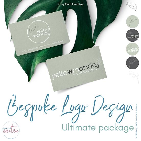 Ultimate Bespoke Logo Design Package