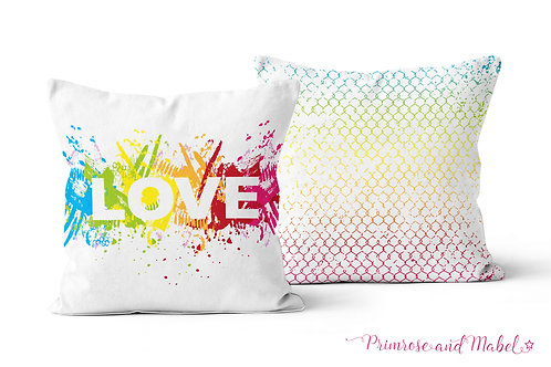 'Love' Cushion
