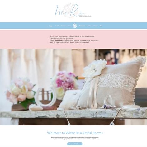 White Rose Bridal Rooms