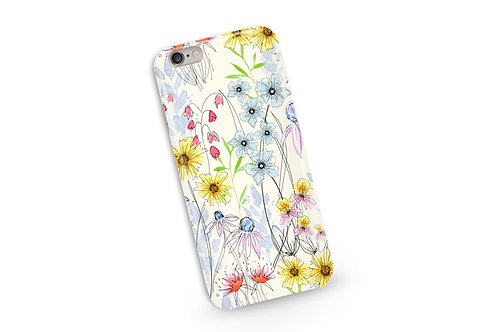 English Meadow Phone Case