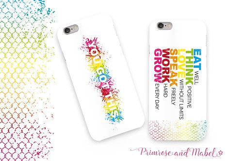 Full Colour Wrap Phone Case