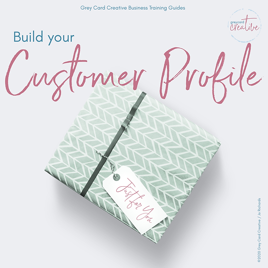Build Your Customer Profile
