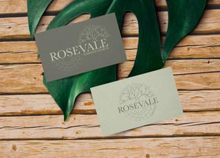 Rosevale Garden Design   Branding