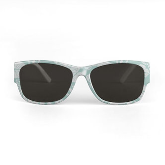 Safari Leaves Sunglasses in Sage