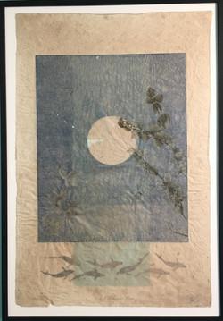 Mid Autumn Moon