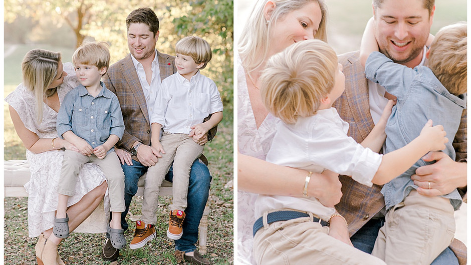 February 18, 2021 - A Family Session with Fun & Laughter