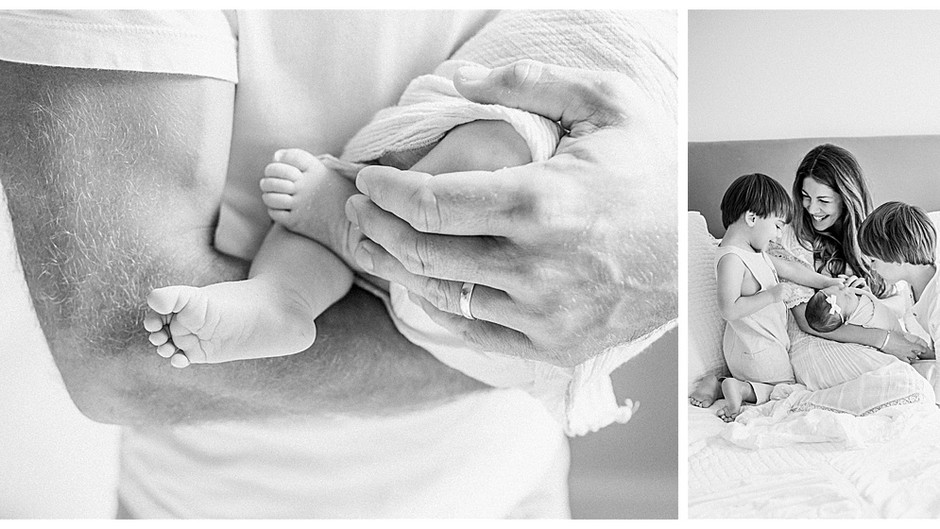 April 29, 2021 - Celebrating a New Baby Sister