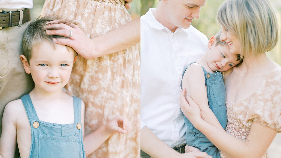 December 17, 2020 - An Early Autumn Family Session