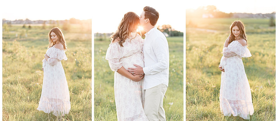 August 20, 2020 - Becoming Parents, A Maternity Session