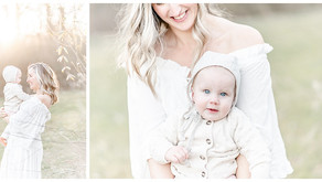 April 8, 2021 - An Intimate and Dreamy Motherhood Session