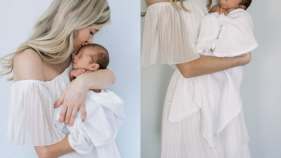January 21, 2021 - A Cozy In-Home Newborn Session