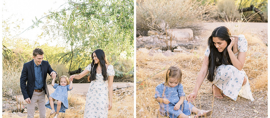 November 19, 2020 - A Scenic Arizona Family Session