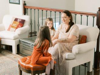 A Richmond Motherhood Session