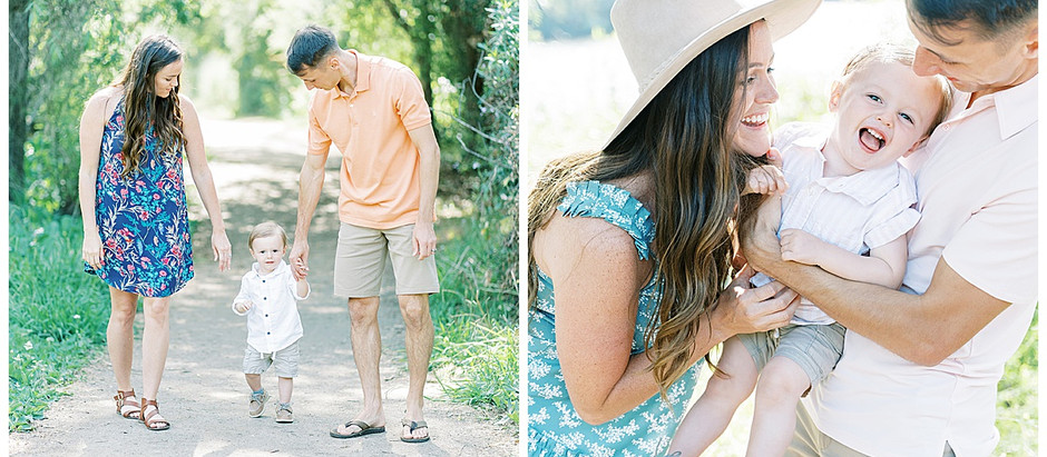 July 23, 2020 - A Family Session in Sunny CA