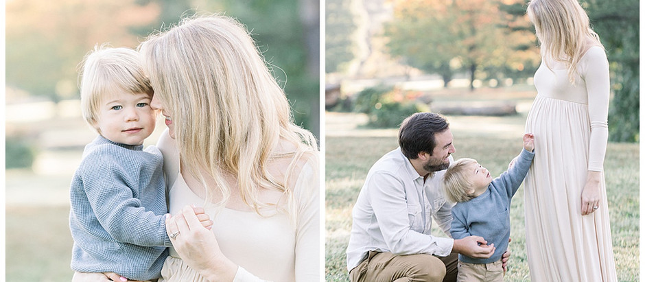 October 8, 2020 - A National Arboretum Family Session to Remember