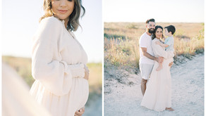 April 22, 2021 - A Dreamy Maternity Session in Their Favorite Spot