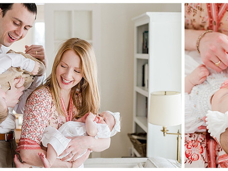March 3, 2020 - An In-Home Family Session