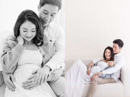 December 31, 2020 - A Hong Kong Home Maternity Session