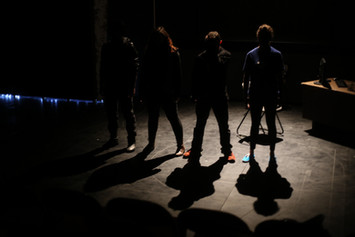 SuperZeroes by Andrew G. Cooper, Chimear Theatre