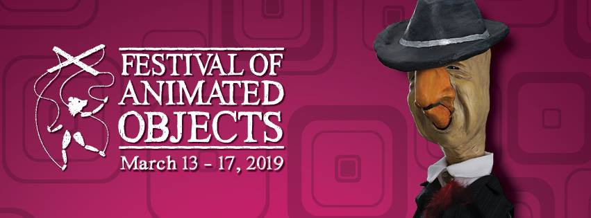 Festival of Animated Objects 2019