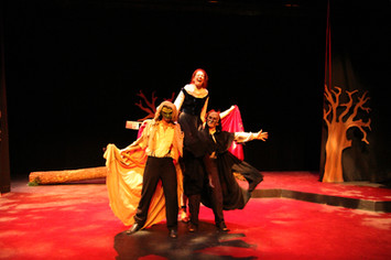 The Untold Tales of the Brothers Grimm by Andrew G. Cooper, Chimera Theatre