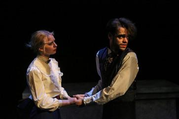 Frankenstein by Andrew G. Cooper, Chimera Theatre