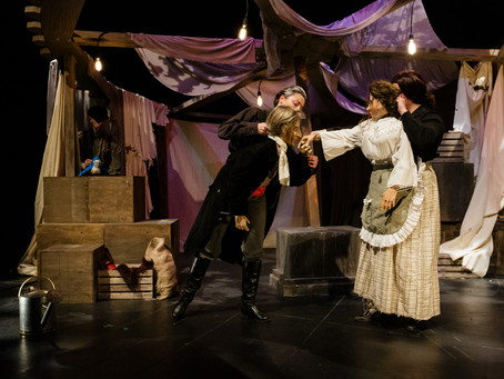 The Robber Bridegroom is Touring Across Western Canada This Summer!