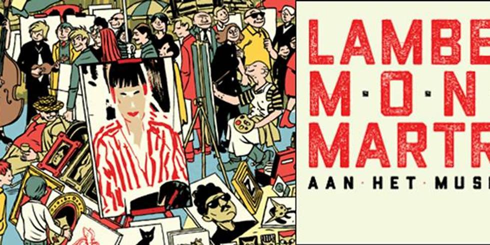 Lambermontmartre MUSÉE  - 26 augustus 2018