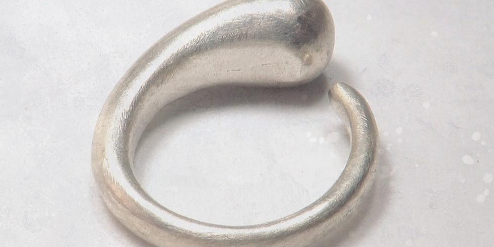 Ontwerp zelf je zilveren ring workshop
