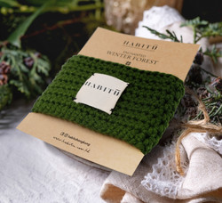 Wool Knit Mug Warmer