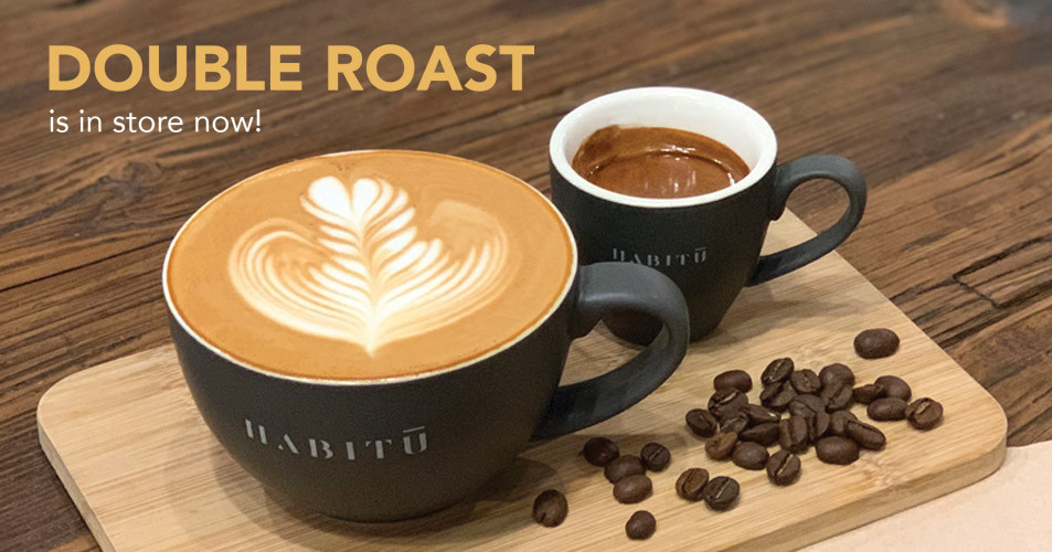 """Master Creation Blend """"Double Roast"""" is in store now!"""