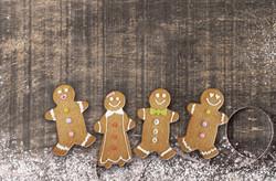 Happy Gingie Gang Cookies Set