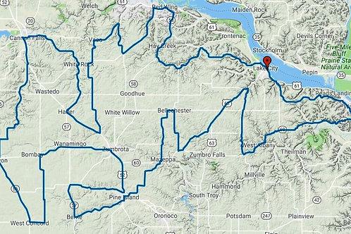 Wabasha Cannon Route & Track + Lite Versions