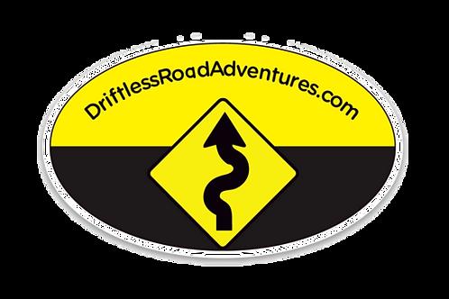 Driftless Road Adventures Magnet
