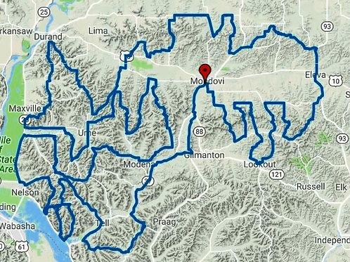 Buffalo River Route & Track + Lite Versions