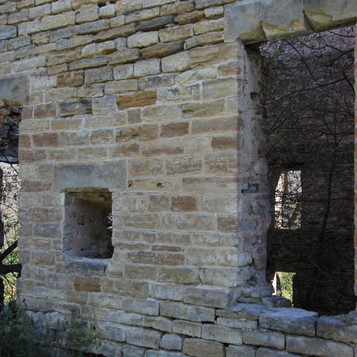 June 30th Update, Spotlight on Oxford Mill Ruin (Redwing Fairbault Route)
